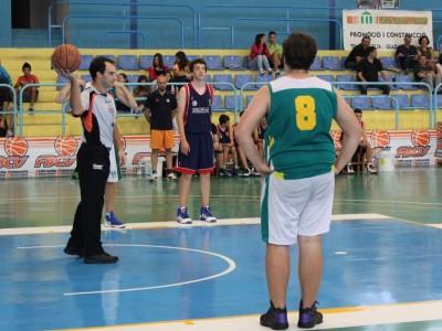 ¡Me gusta el baloncesto y estoy preparado!