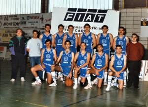 FOTO 7.- SENIOR MASCULINO 1989-90