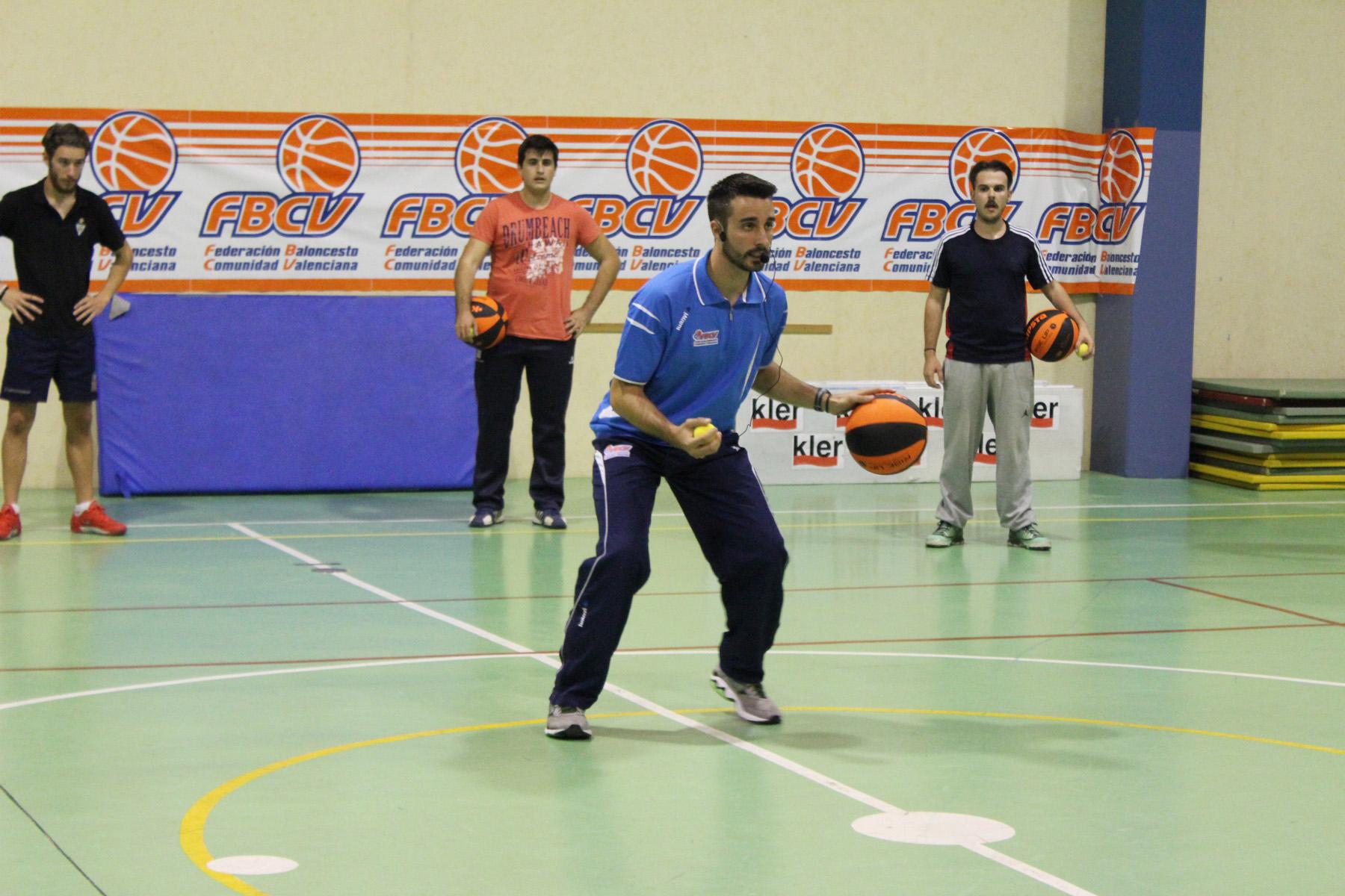 Ejercicios En Circuito Y Coordinacion : Entrenamiento de la velocidad gestual en baloncesto fbcv