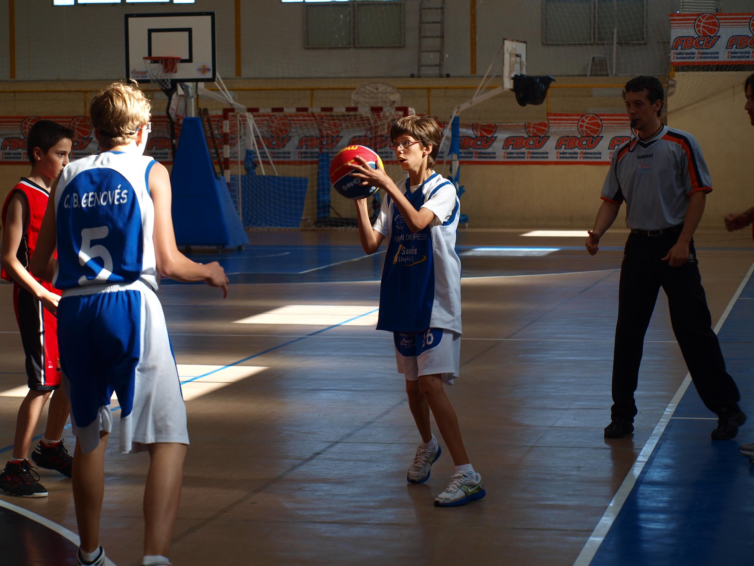 8c61bd06af Baloncesto y diversidad funcional. Hacia una práctica del baloncesto ...
