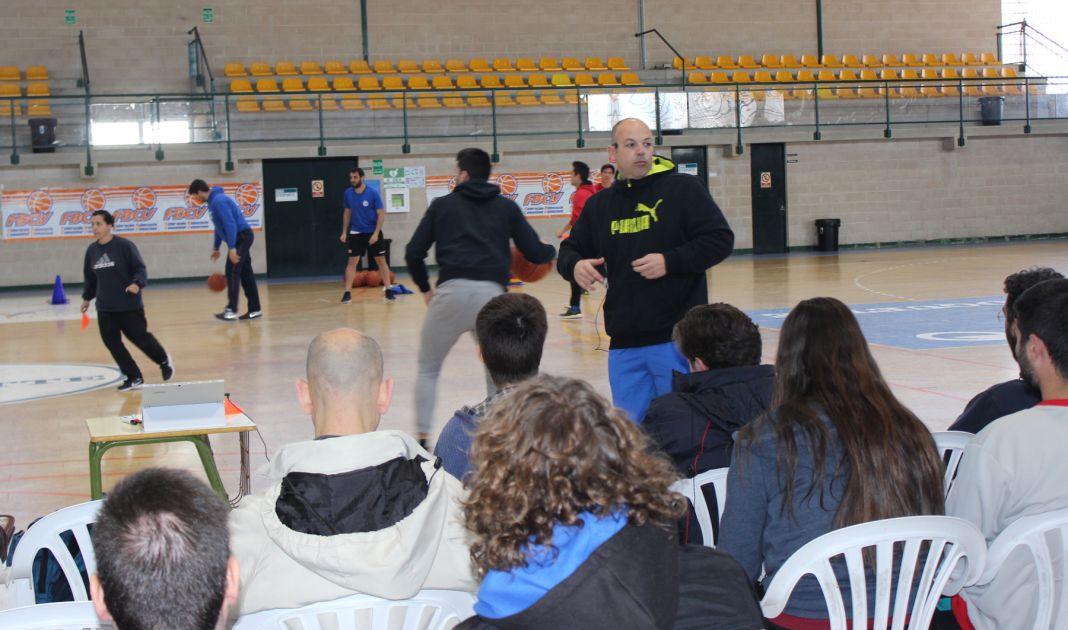 Cabo Mar en la formación de entrenadores